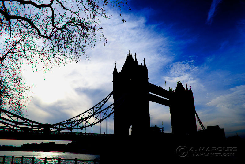 London's Tower Bridge I