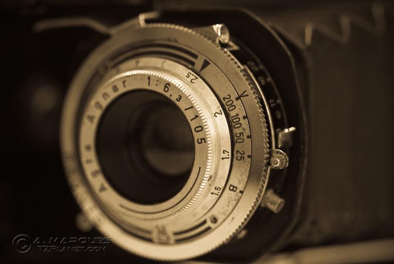 Agfa Billy I - Lens